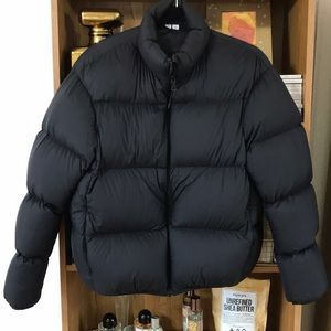 UNIQULO puffer coat